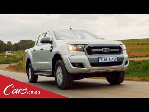 2016 Ford Ranger 2.2 XLS 4x4 Review