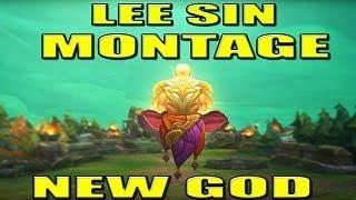 [MONTAGE] LEE SIN GOD ( SG SOI3V ) - LEAGUE OF LEGENDS