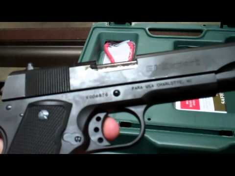 Para GI Expert 1911 review @ Trigger Happy