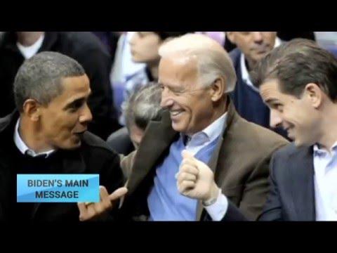 'Bidenmania' in Ukraine: The key message from US Vice President Joe Biden's address in Kyiv