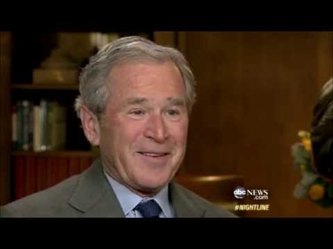 George W Bush Practically Admits 9/11 was a 'Conspiracy' Plot