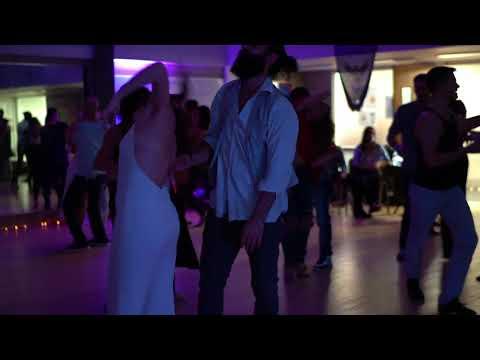 MAH01998 Social Dances with Helen & Friend TBT  ZofT UKDC OCT 2017 ~ video by Zouk Soul