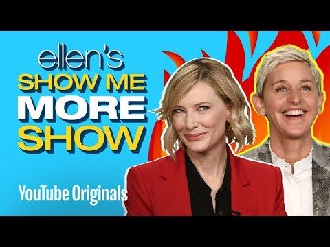 download lagu Cate Blanchett And Ellen Answer Ellen's Burning Questions gratis