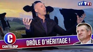 """Imitation de Jean Lassalle - """"Je lègue ma fortune à mon épouse Laëtitia !"""" - C'est Canteloup"""