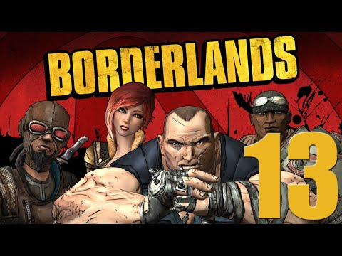 Mounsey Brothers Play Borderlands Part 13: Pollution - Pushing Buttons