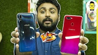 Oppo F9 Pro vs Vivo V11 Pro: which one to buy?