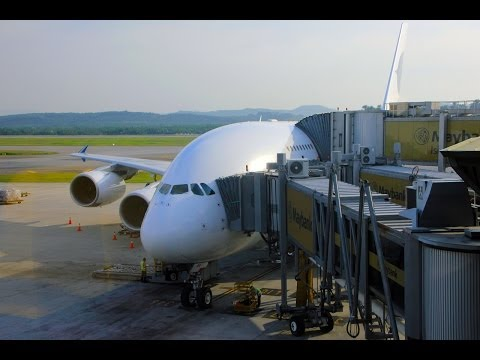 Malaysia Airlines A380 KUL-HKG Flight Experience