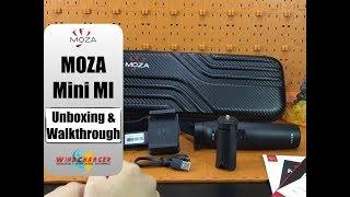 MOZA Mini MI - The OSMO Mobile 2 Killer?