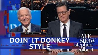 Biden's Accidental 2020 Announcement