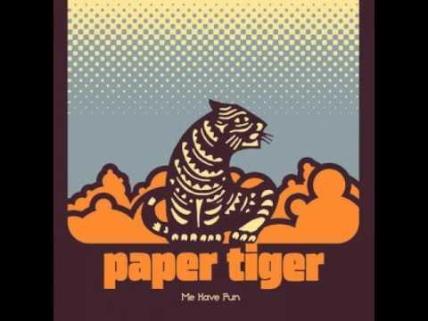 Paper Tiger - Hibiscus