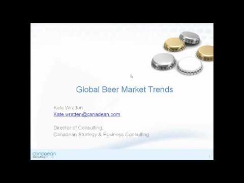 Canadean | Trends in the Global Beer Market | Business Review Webinars