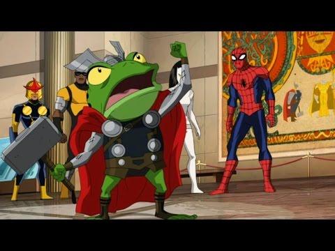 Великий Человек-паук - Экскурсия - Сезон 1, Серия 10 | Marvel