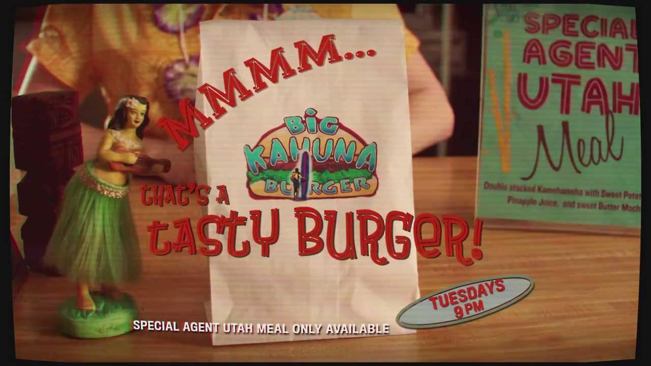 Big Kahuna Burger - YouTube