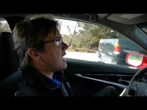2013 Honda Accord Coupe EX-L V-6 Test Drive & Car Video Review