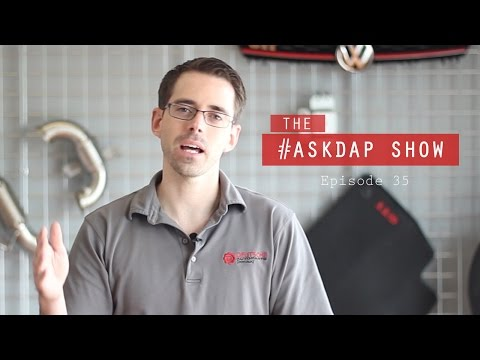 #AskDAP Episode 35   What Oil on MK7. Carbon Cleaning Cost. MK7 GTI Limp + more