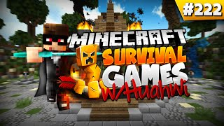 Minecraft Survival Games #222: Teaming With A Mute