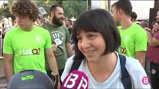 Més de 1.000 voluntaris arriben a Sant Llorenç des Cardassar. InundacionsIB3