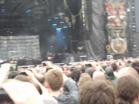 Disturbed @ Download Festival 2016 - Sound of Silence