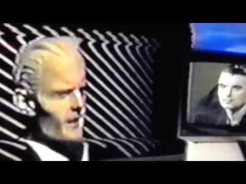 Max Headroom interview David Byrne (Talking Heads)