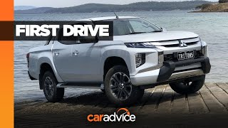 2019 Mitsubishi Triton review: GLS Premium flagship driven!