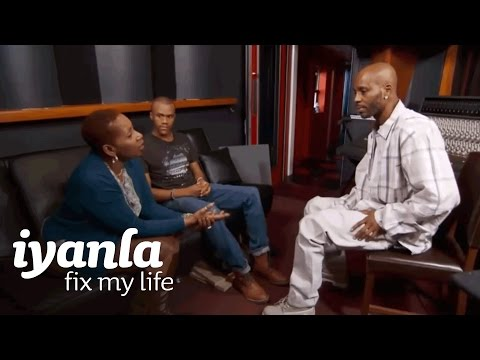 DMX and His Son Xavier Reunite - Iyanla Fix My Life - Oprah Winfrey Network