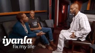 DMX and His Son Xavier Reunite | Iyanla: Fix My Life | Oprah Winfrey Network