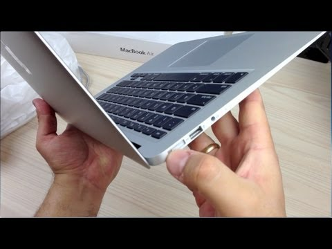 Macbook Air Unboxing & Review - What You Should Know!