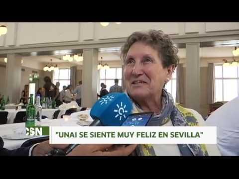 """Entrevista a la madre de Unai Emery en """"Andalucía al Día Deportes"""""""