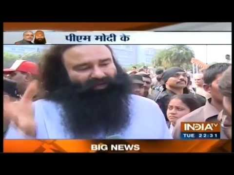 India Tv - 28th Mega Cleanliness Campaign By Saint Gurmeet Ram Rahim Singh Ji Insan In Mumbai video