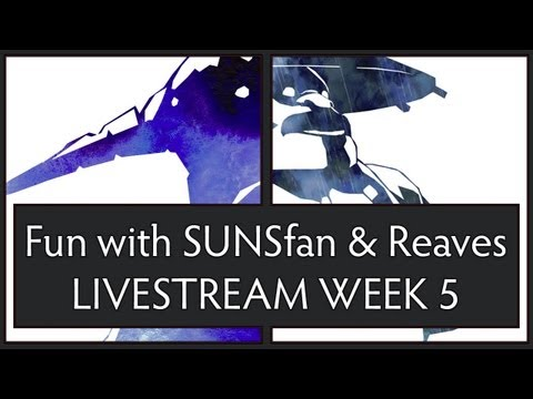 Dota 2 Fun with SUNSfan and Reaves Livestream Week 5