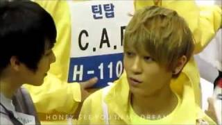 120108 Idol Star Athletics Championships -  L.Joe