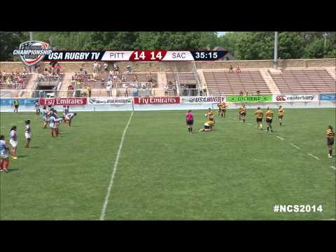 Women's Club DII Championships - Pittsburgh Angels vs. Sacramento Amazons