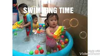 TKK 246 BPK PENABUR - 2018-2019 - TODDLER B - SWIMMING TIME