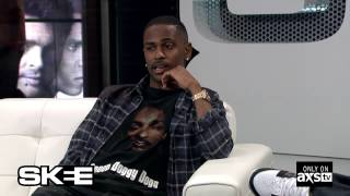 Big Sean Talks Detroit On SKEE Live only on AXS TV!