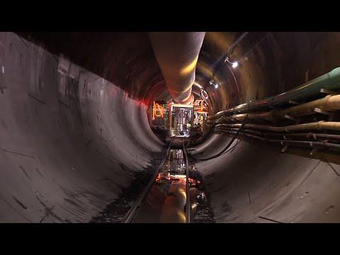 Billion Dollar Fix for Massive NYC Water Tunnel