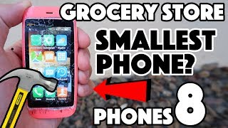 Bored Smashing - GROCERY STORE PHONES! Episode 8
