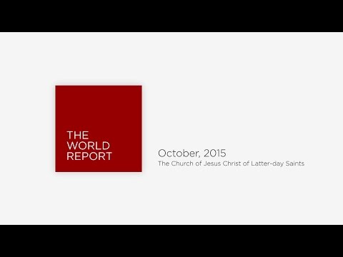 October 2015 World Report