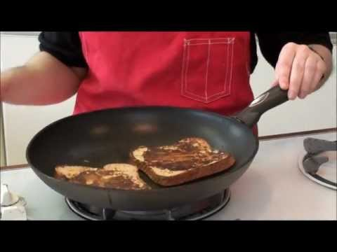 Diabetic Breakfast Recipe   French Toast