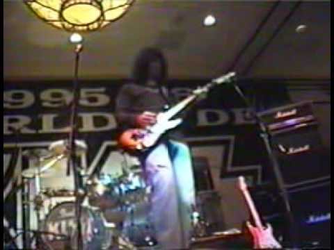 Bruce Kulick - Kiss - Guitar Clinic - Kiss Konvention