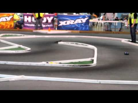 The Best Formula One (F1) race of the year! 1/10 scale radio control Carpet Nationals A-Main