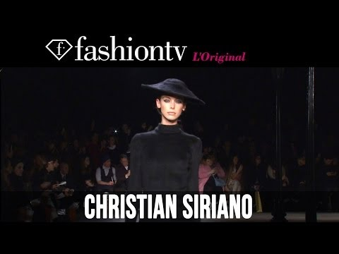 Christian Siriano Fall/Winter 2014-15   New York Fashion Week   FashionTV