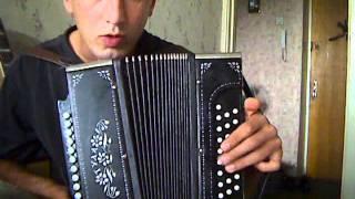 Видео уроки игры на гармони для начинающих урок 1