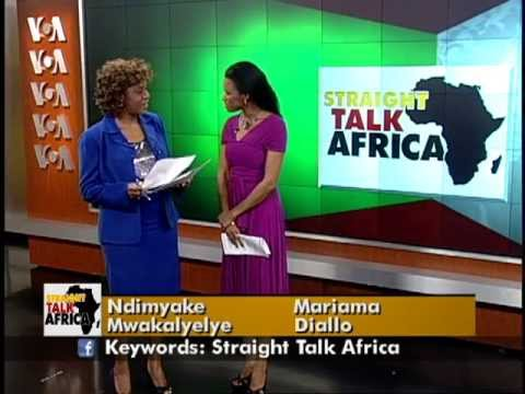 VOA's Straight Talk Africa on President Obama's Trip