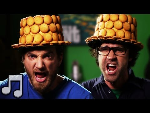 Rhett And Link - Nilla Wafer Tophat Time