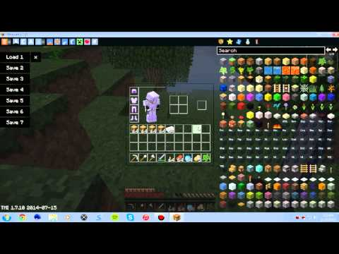 How To Install Too Many Items Minecraft (1.8/1.8.1)