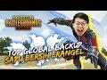 Top Global BACKUP Sapu Bersih ERANGEL  PUBG Mobile Indonesia