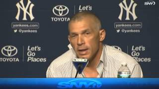 Joe Girardi talks about A-Rod's return