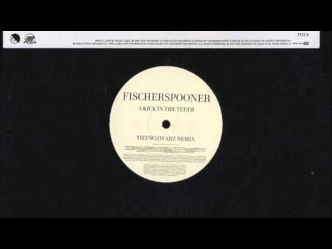 Fischerspooner ‎-- A Kick In The Teeth (Tiefschwarz Remix)