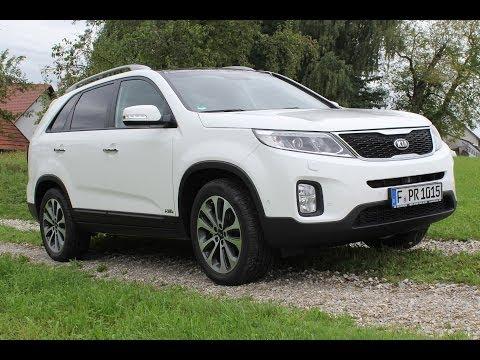 Test & Fahrbericht Kia Sorento: Familienauto auf Koreanisch