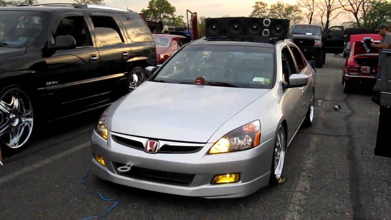 Jdm Accord 4 Evs And Orion Hcca Loud Bass In Hd Youtube